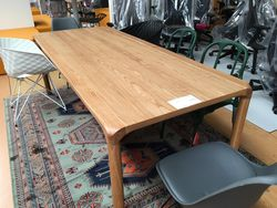 TABLE RECTANGLE EN BOIS ROUEN